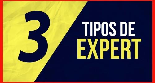 3 tipos de expert