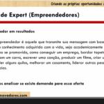 os 3 tipos de experts