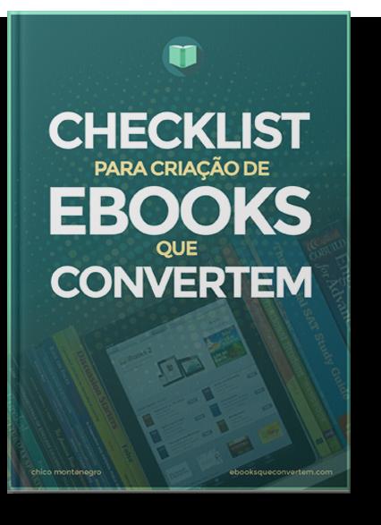 Checklist para criação de ebooks que convertem